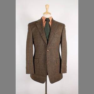Ralph Lauren 38R Brown Sport Coat B434